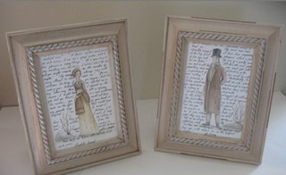 Elizabeth and Darcy Prints